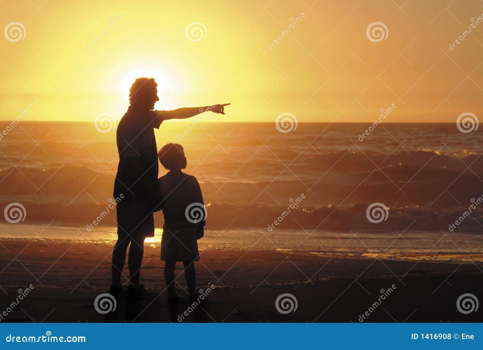 Figlio e padre