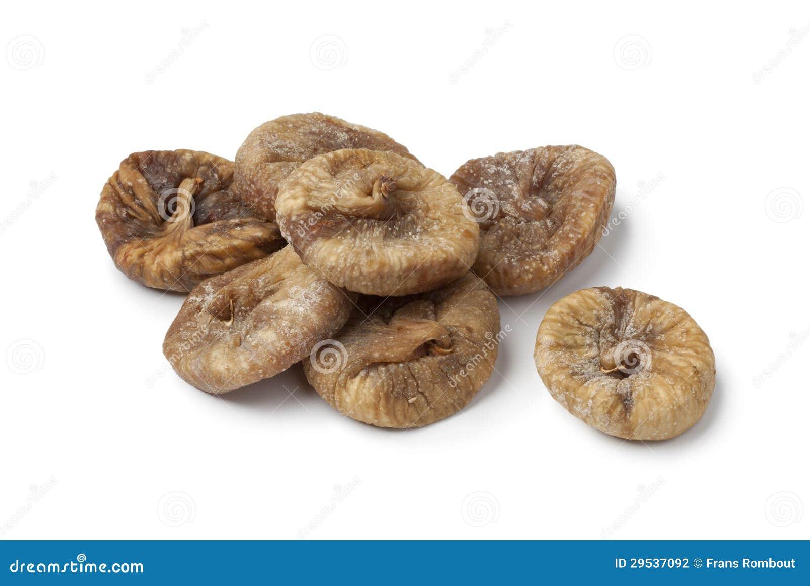 Figos secados