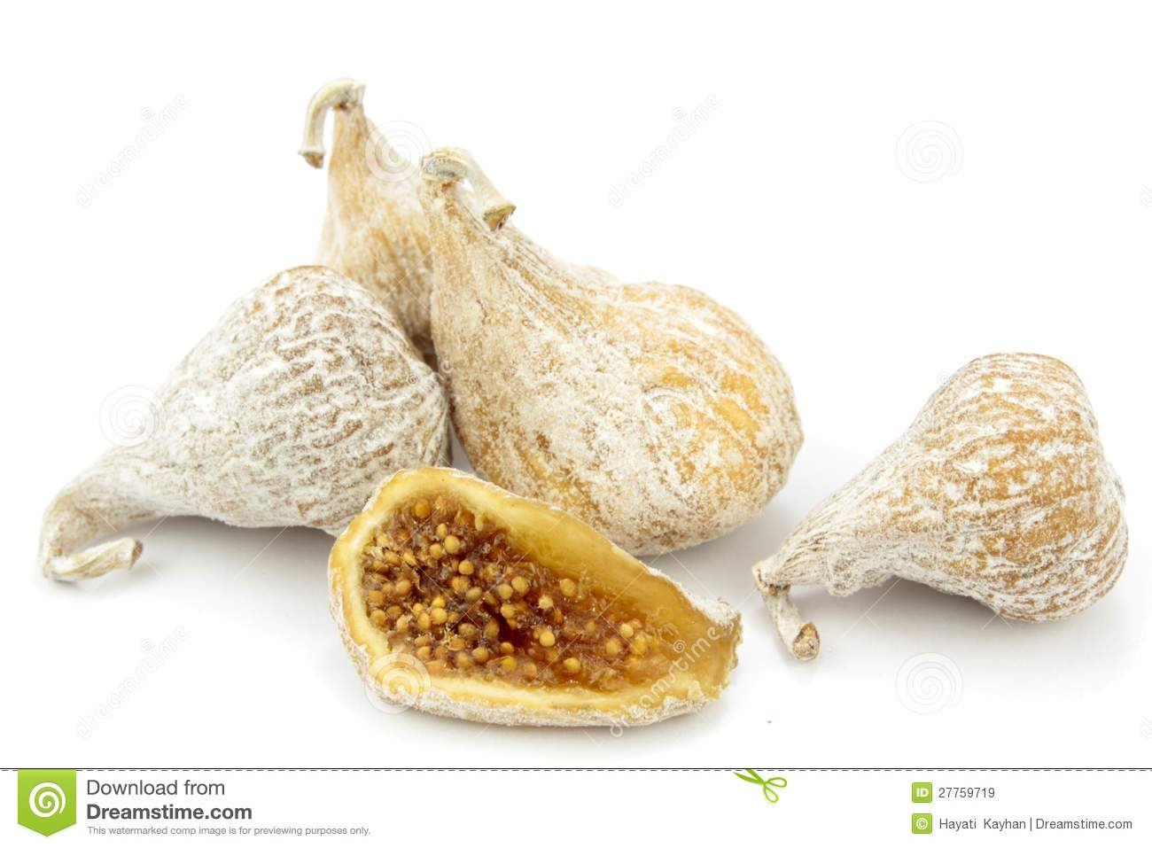Figues sèches