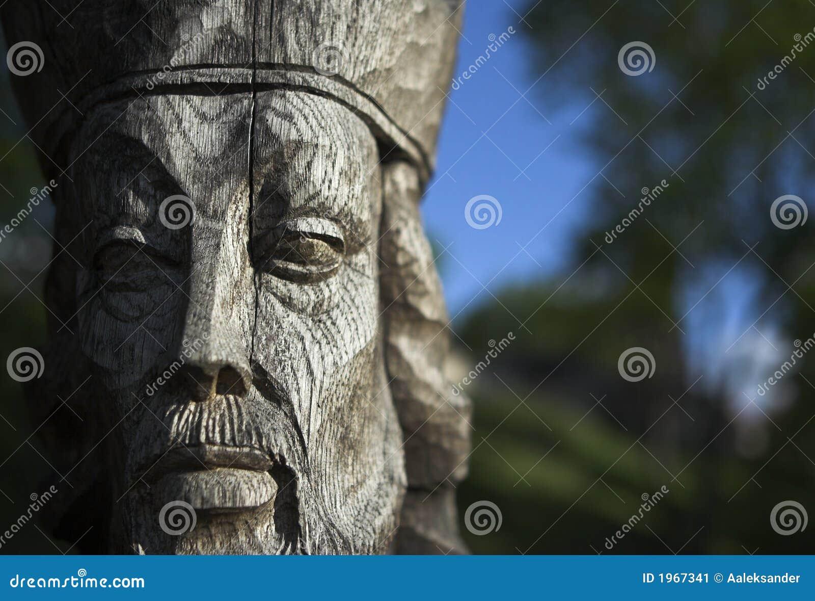 Figura de madera