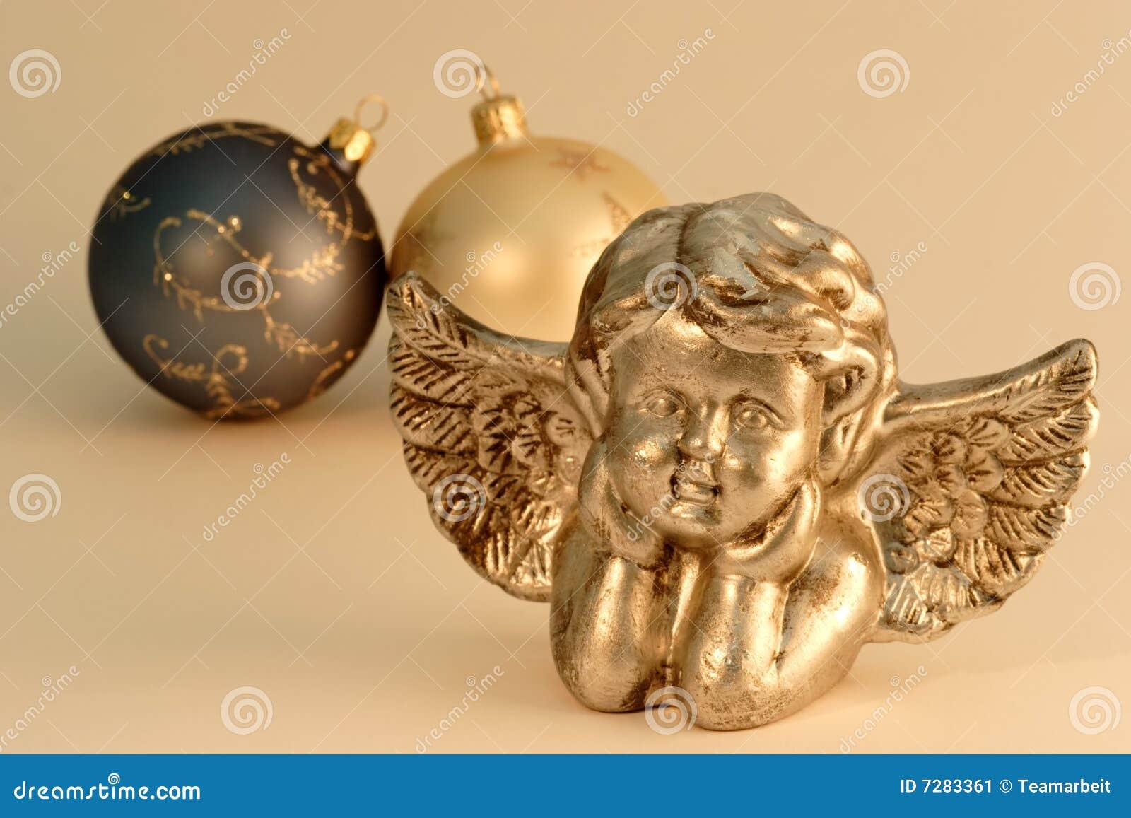 Figura del ángel