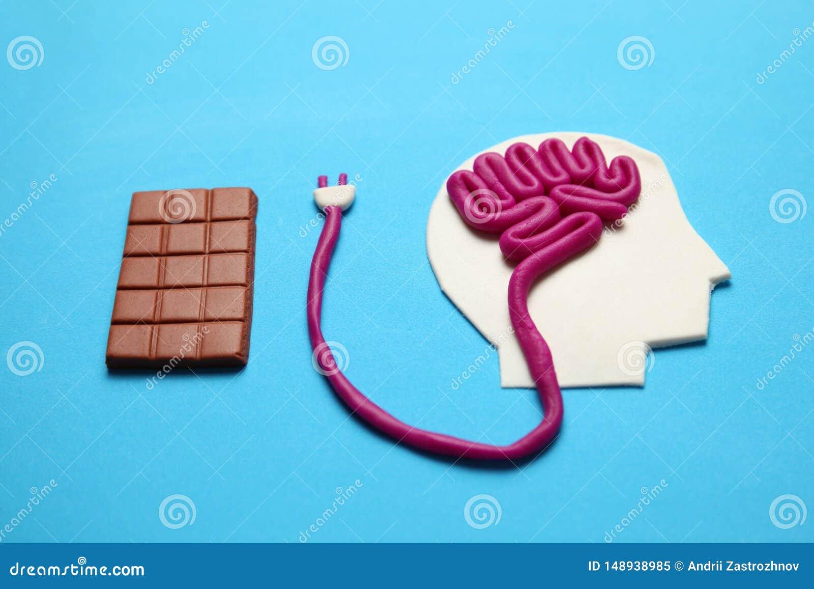 El cerebro se siente como gelatina