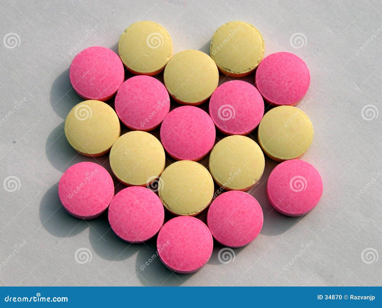 Figura delle pillole V