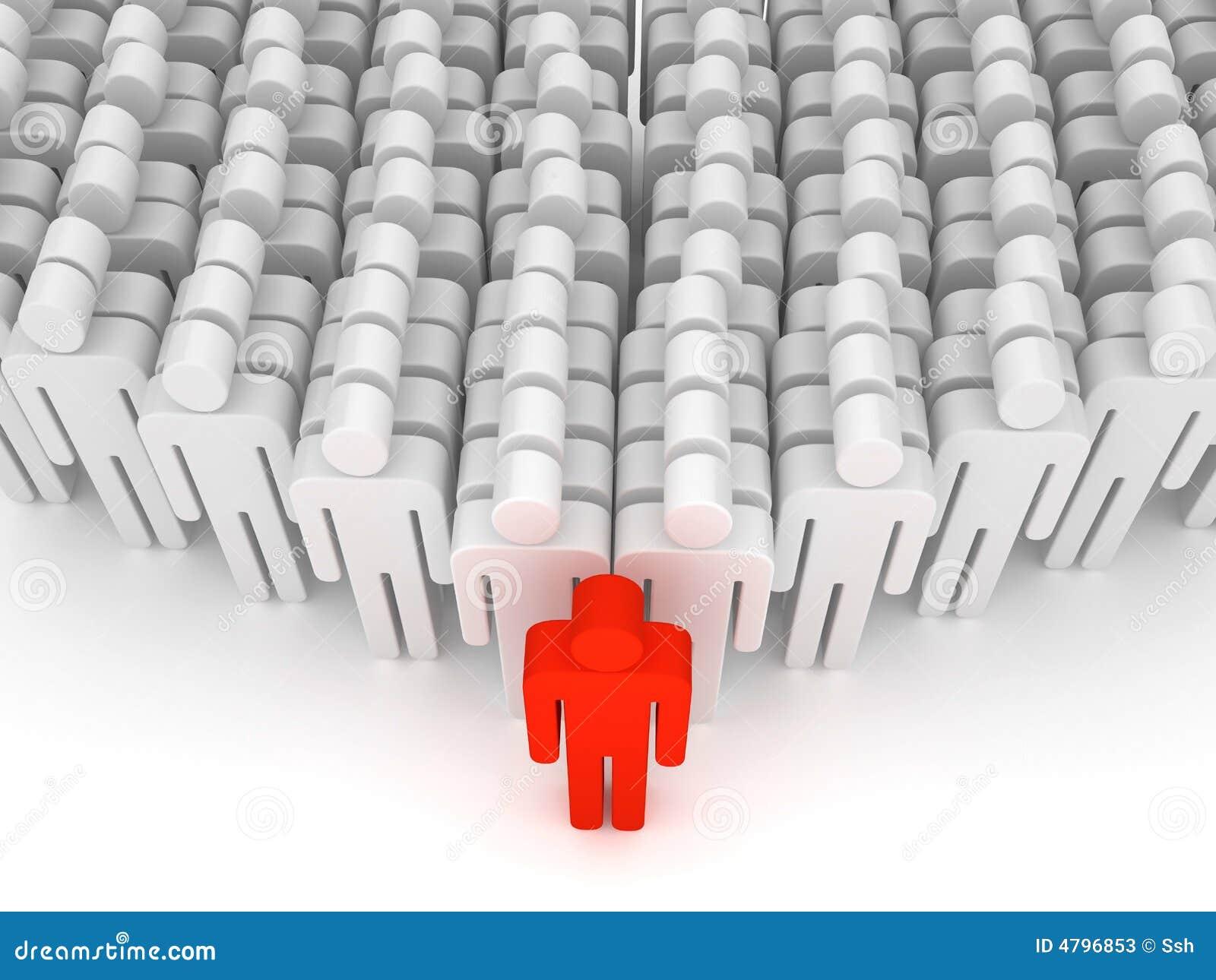 Figura do líder