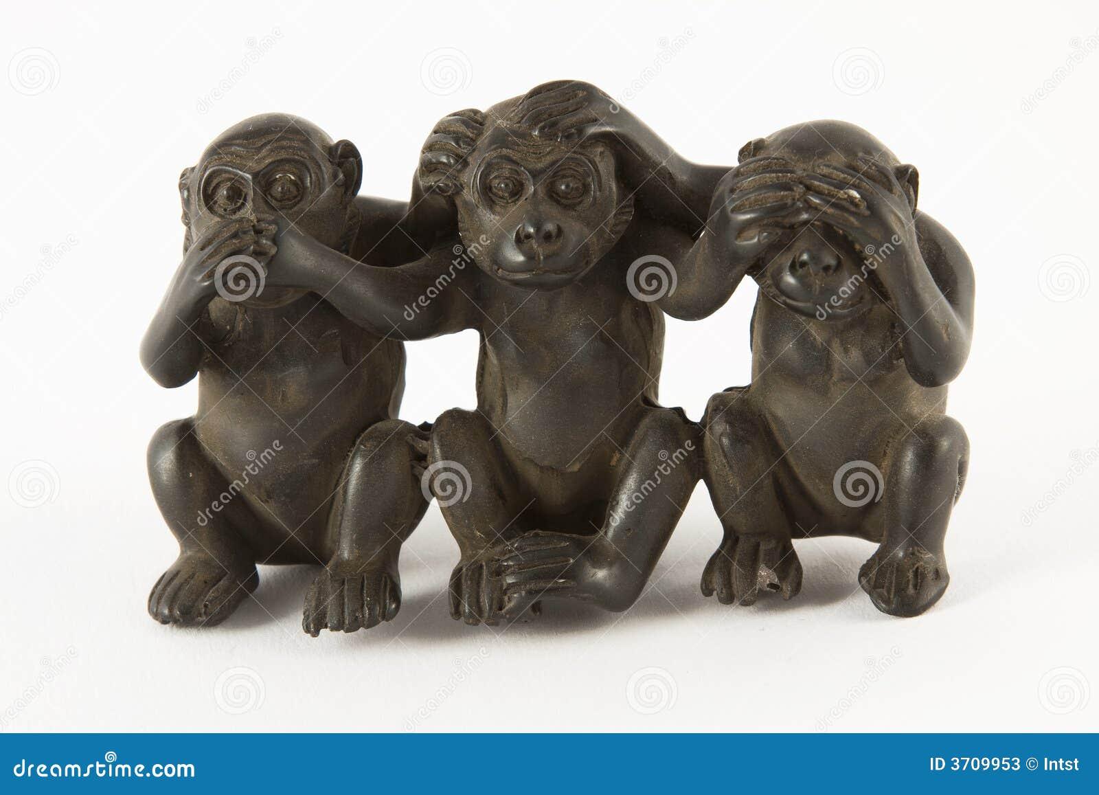 Figuras do macaco