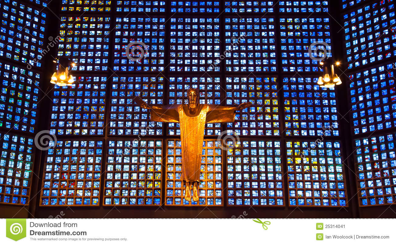 Figure Of Christ Stock Image Image Of Europe Kaiser 25314041