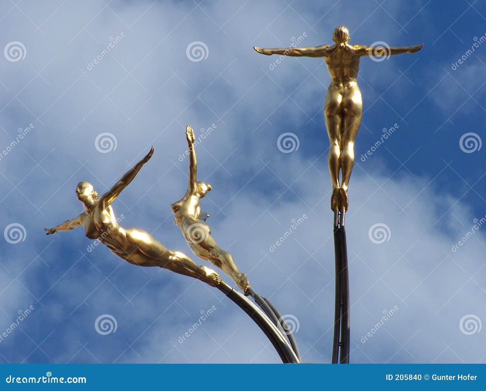 Figure dell oro