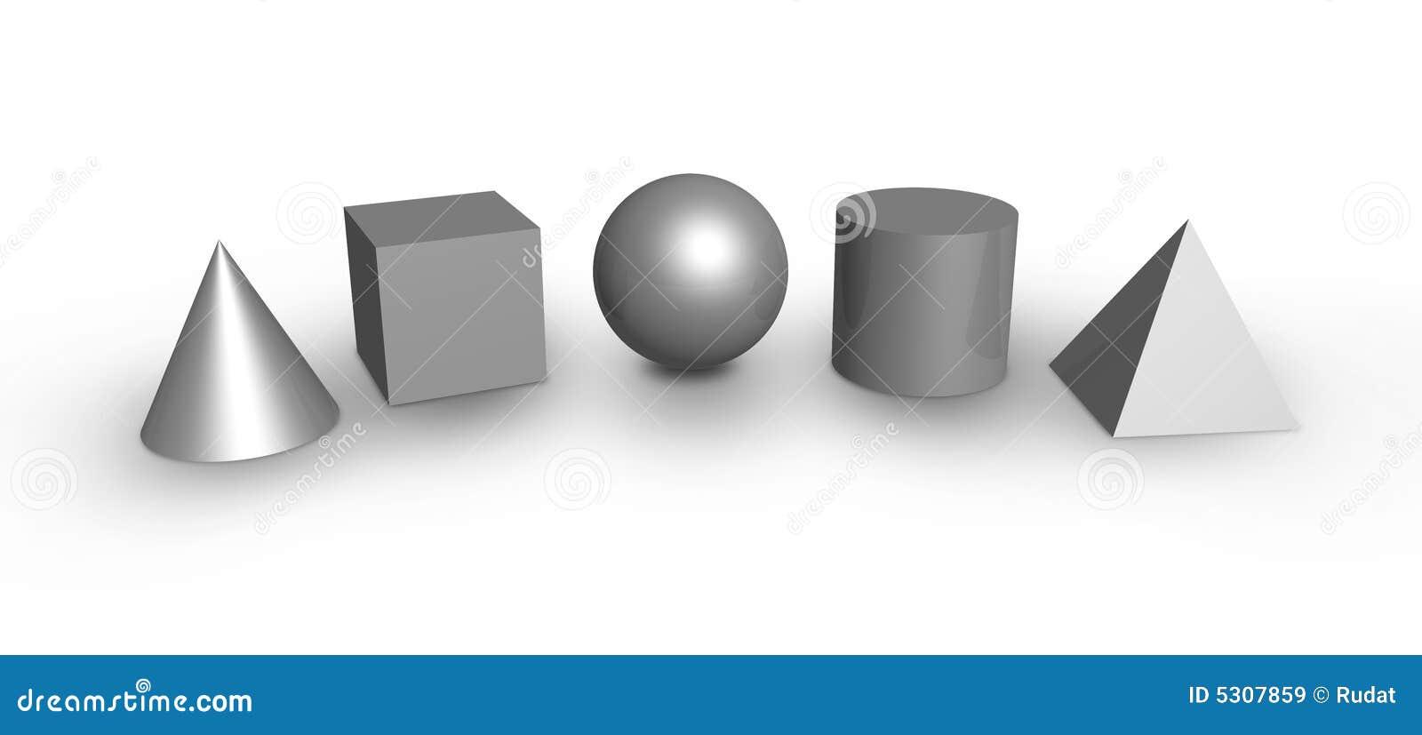 Download Figure di base illustrazione di stock. Illustrazione di nero - 5307859