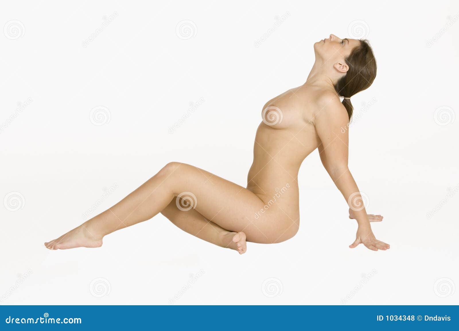 Full figure nude study regret