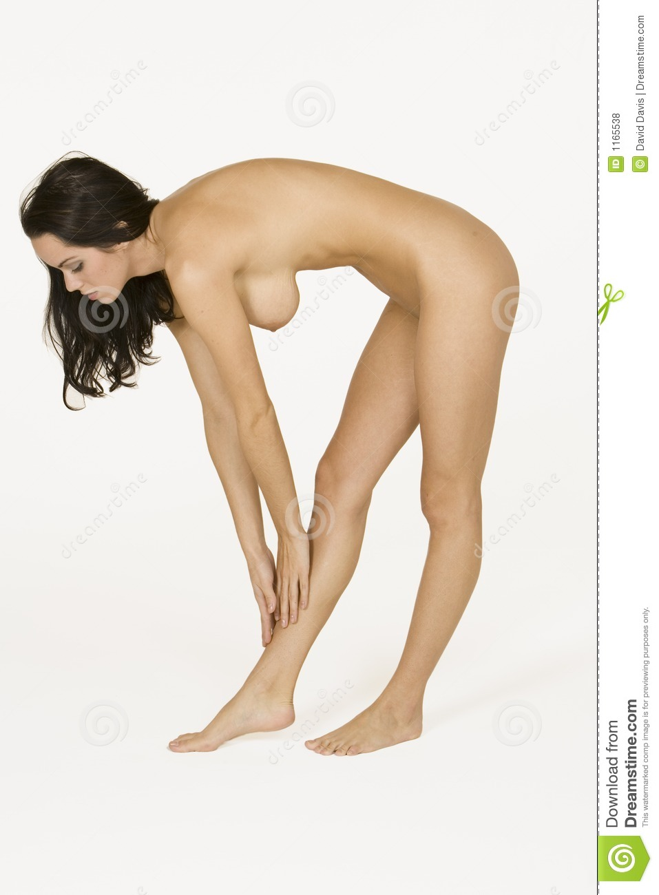 Very body female naked study woman the