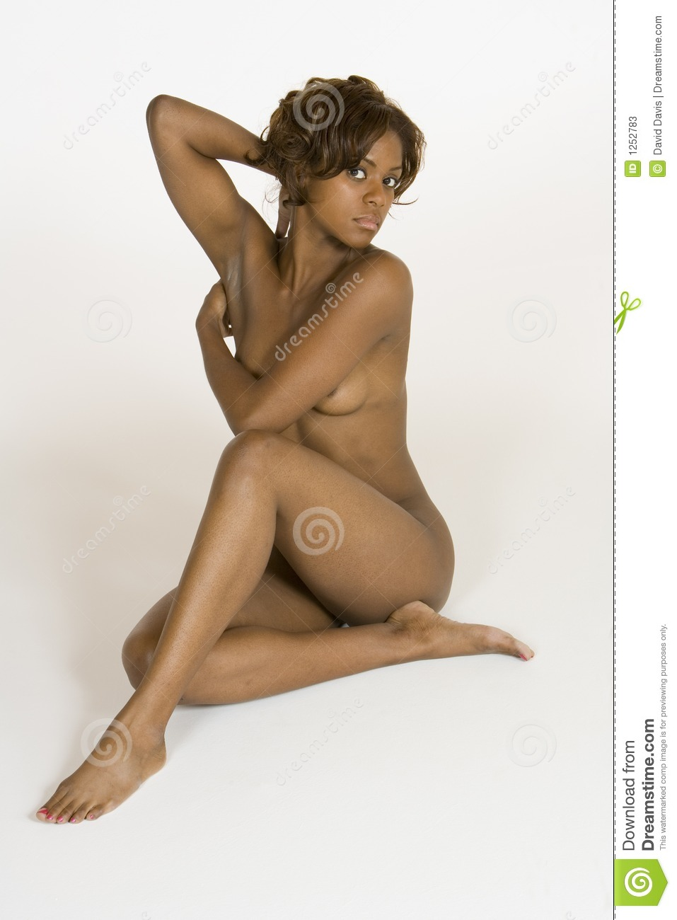 Beautiful Naked African American Women