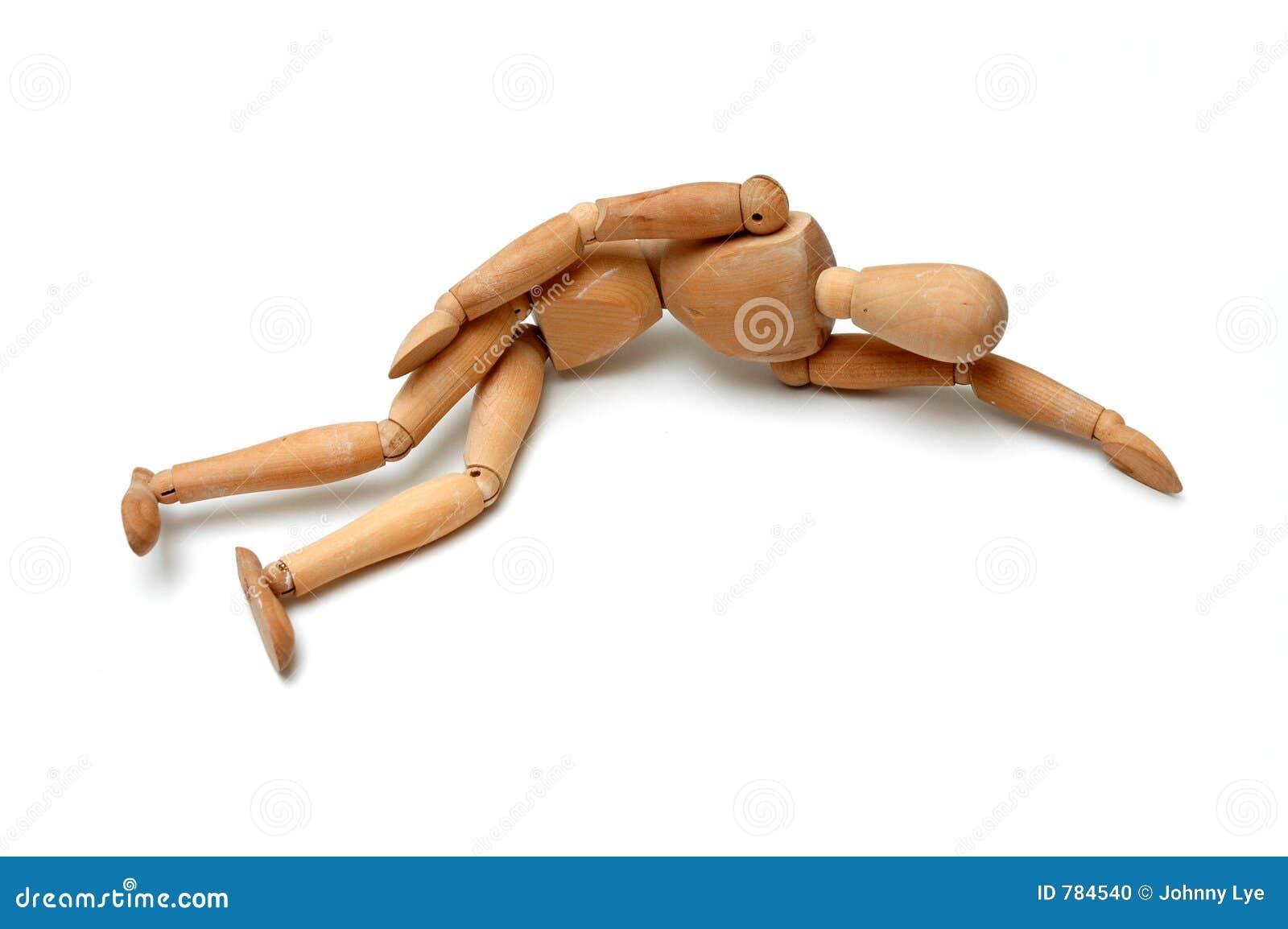 Figurine - évanouissez-vous