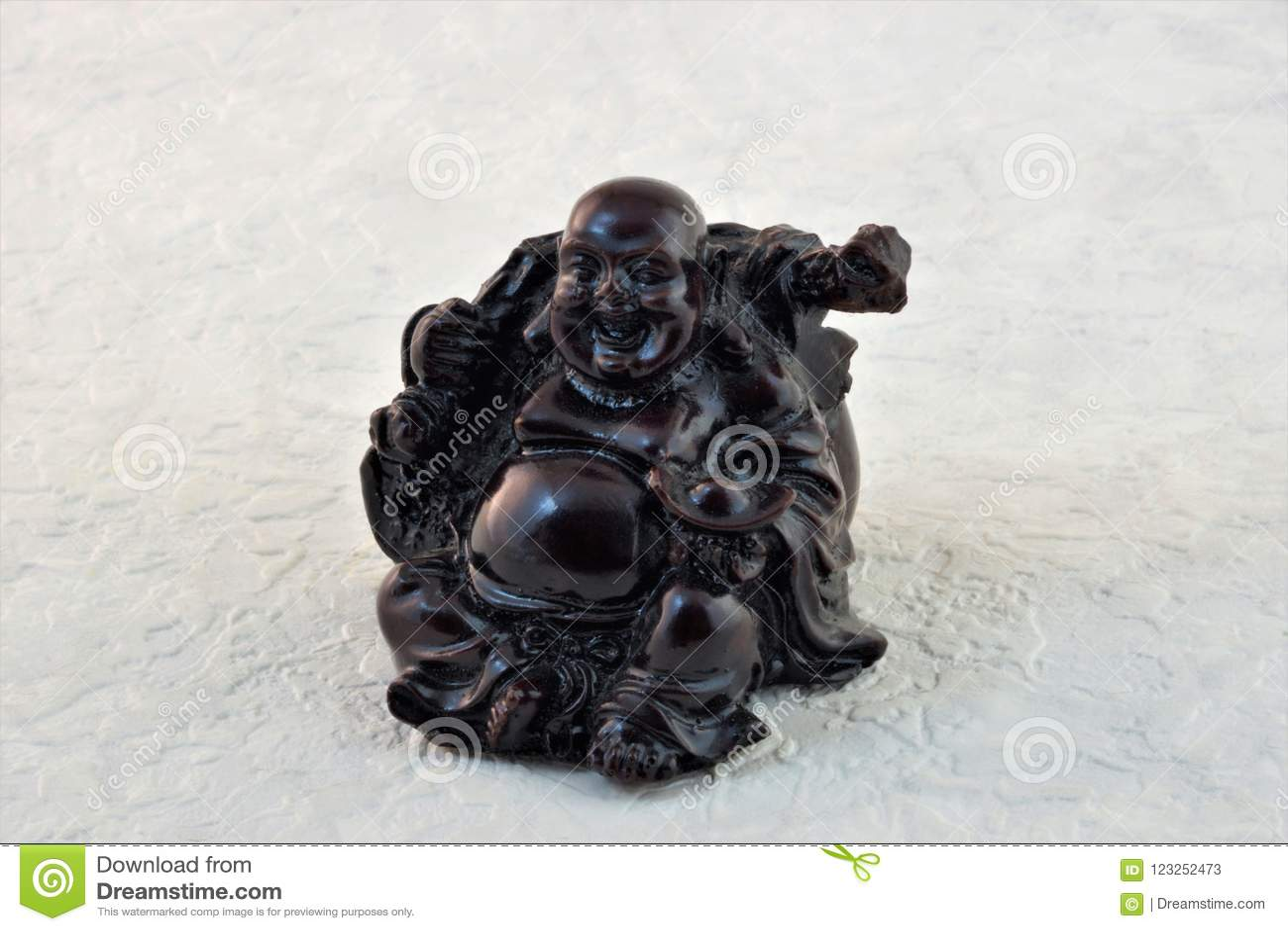 Figurine Bouddha décoratif
