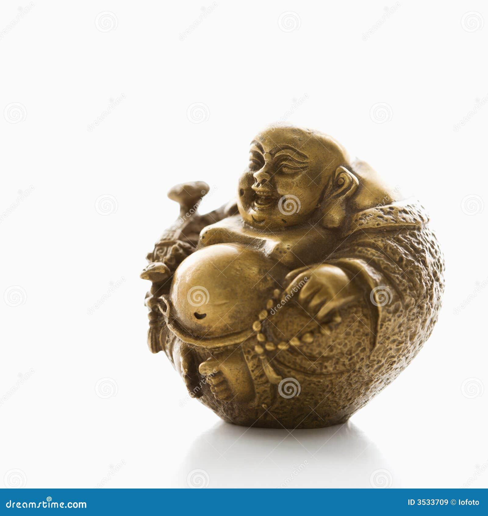 Figurine de Buddha.
