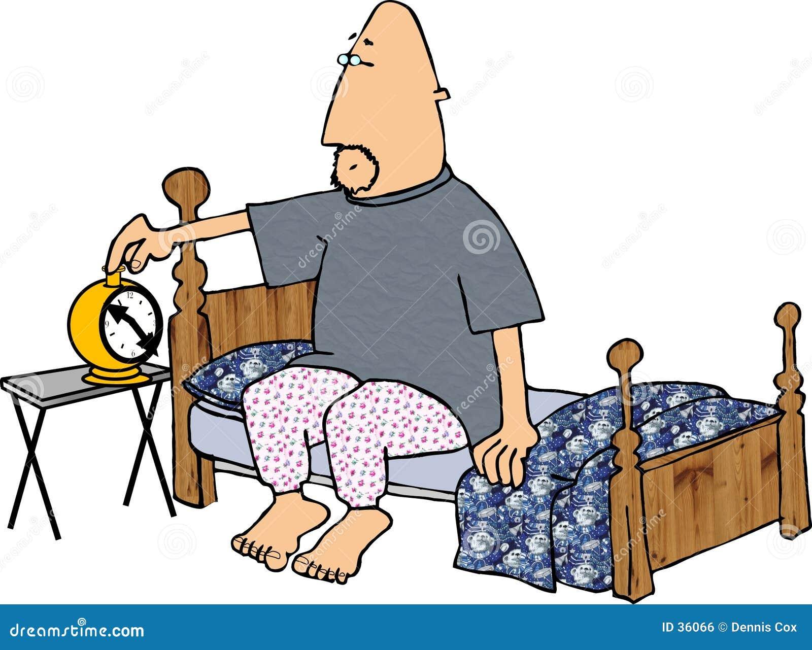 Download Fijar el reloj de alarma stock de ilustración. Ilustración de hoja - 36066