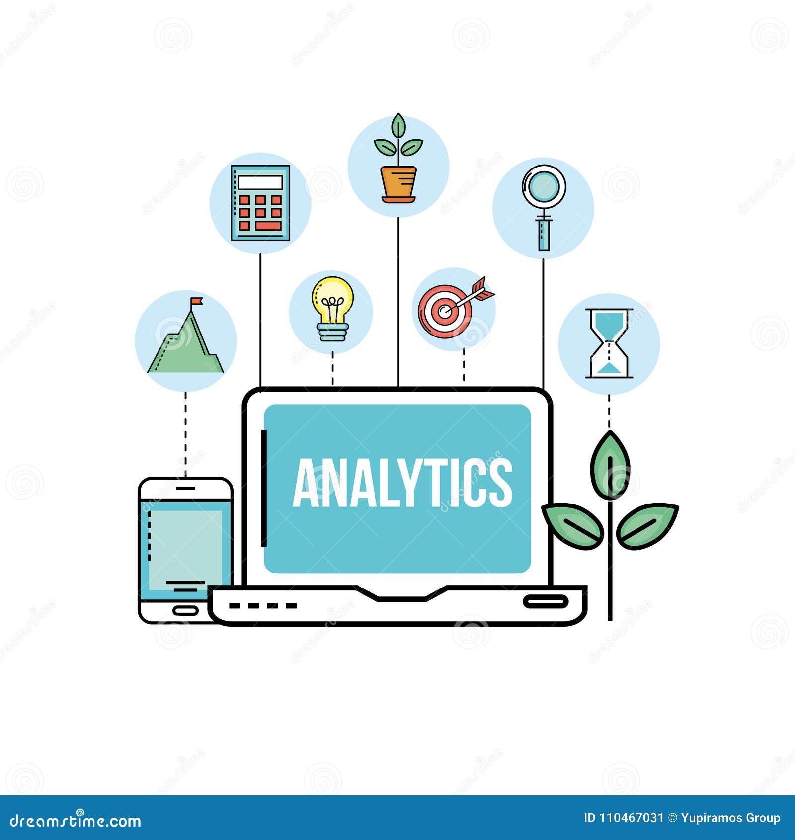 Fije las finanzas del analytics a la estrategia de la corporación