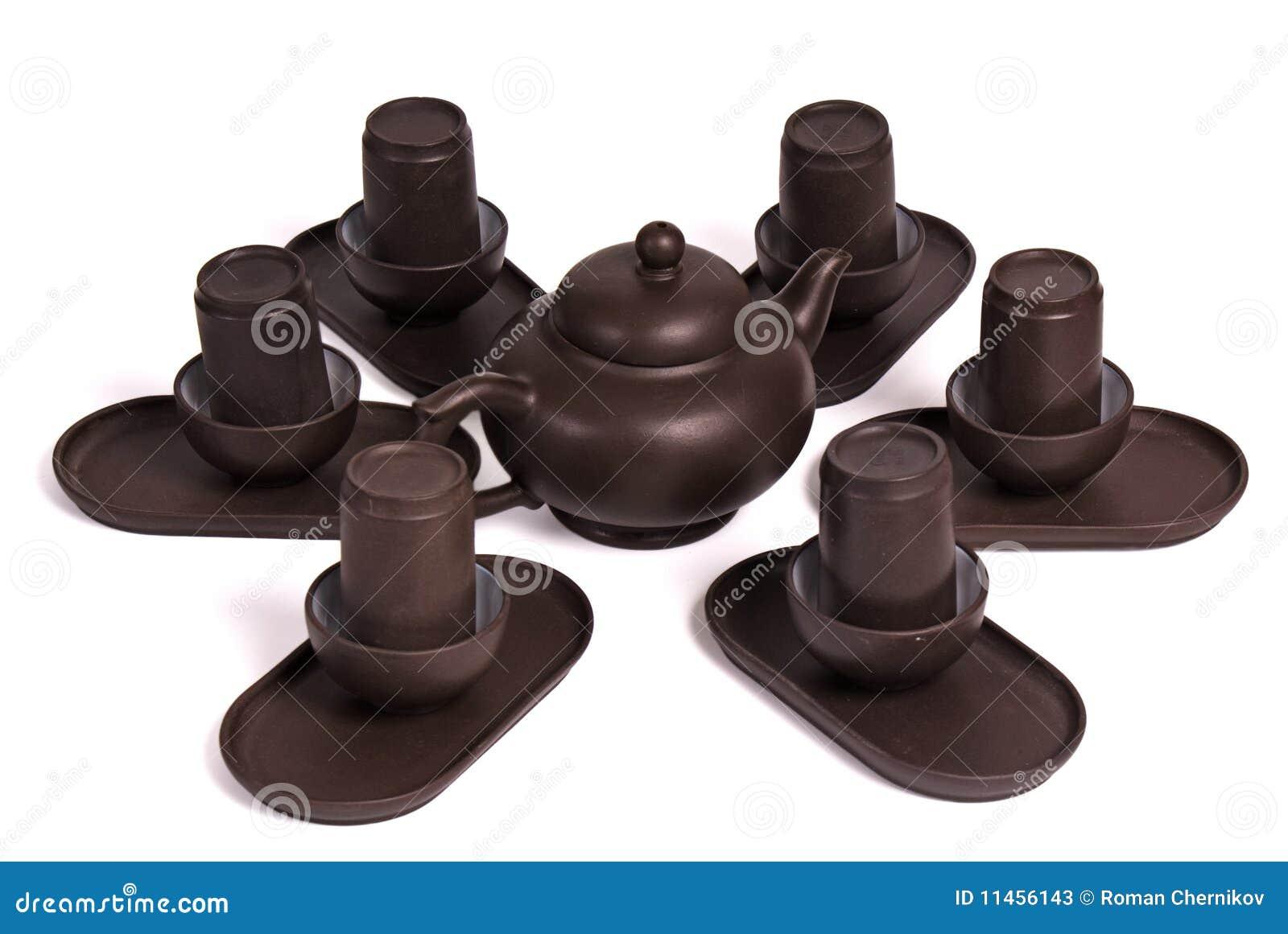 Fije para la ceremonia de té china