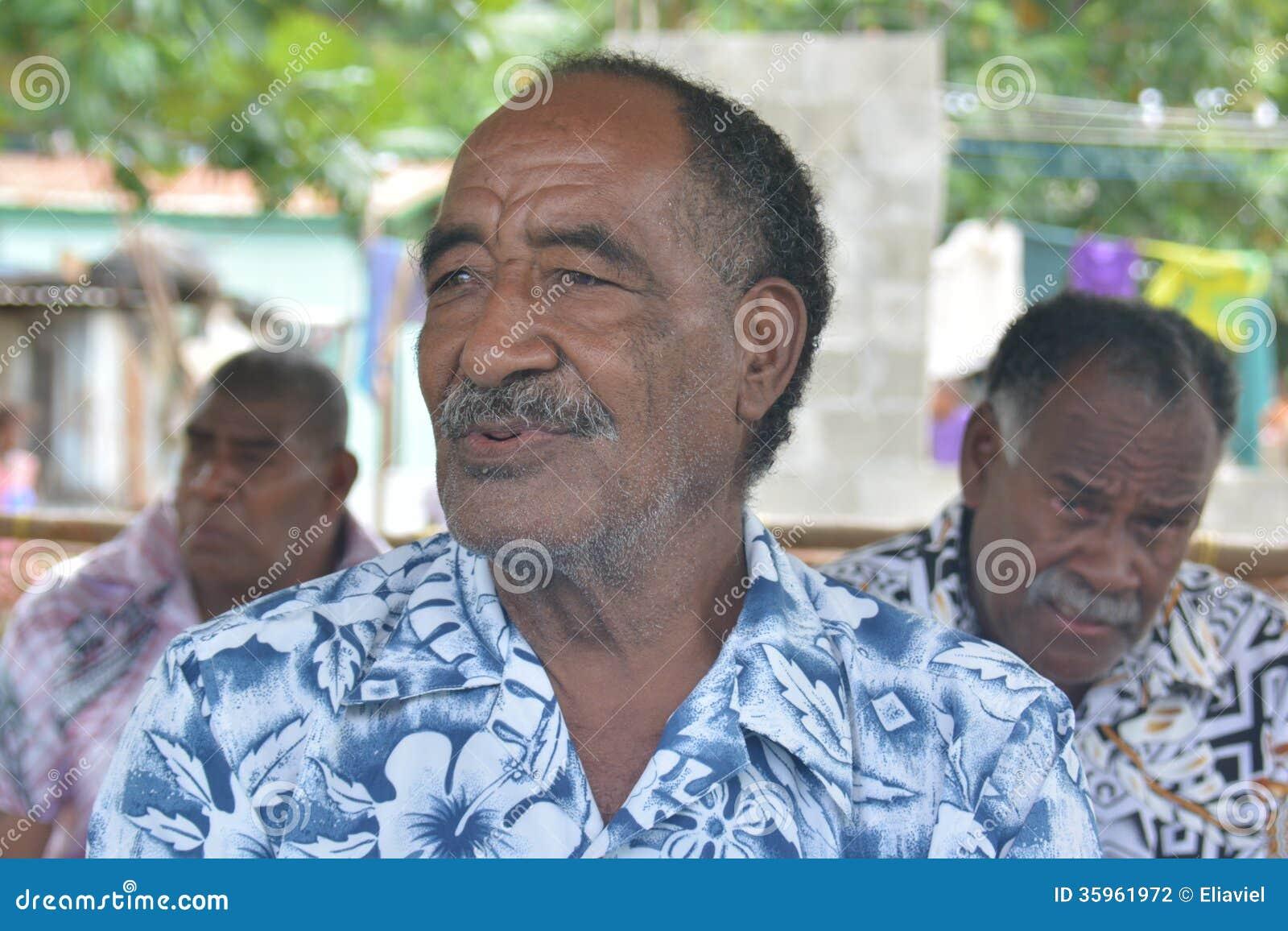 Fijian nativo