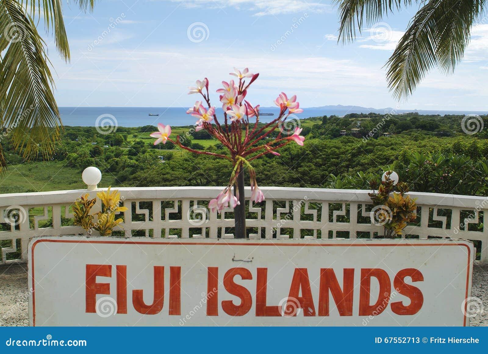 Fijiansk ö,
