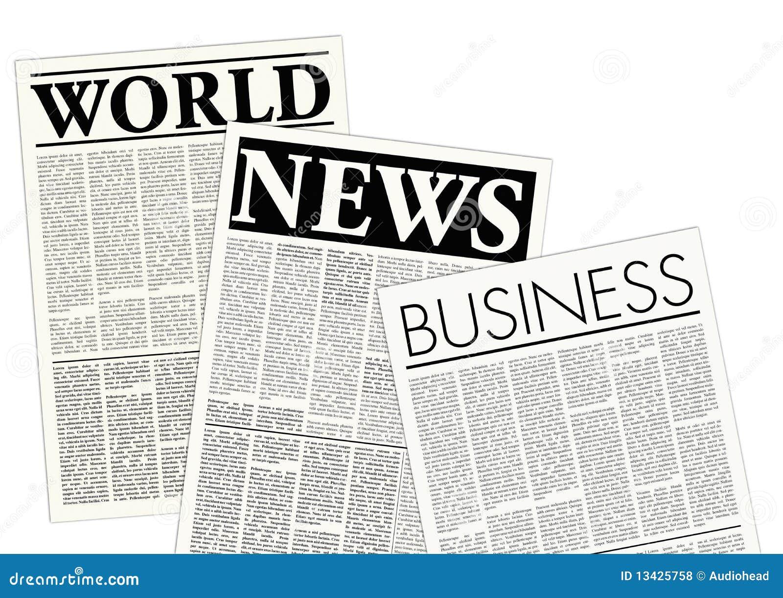 Fikcyjne gazety