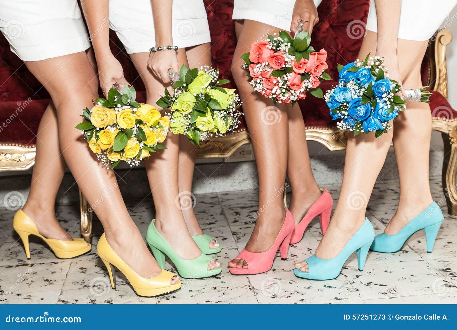 Con Fila Y Damas Flores Los Honor Zapatos De Ramos UqtHwq7x