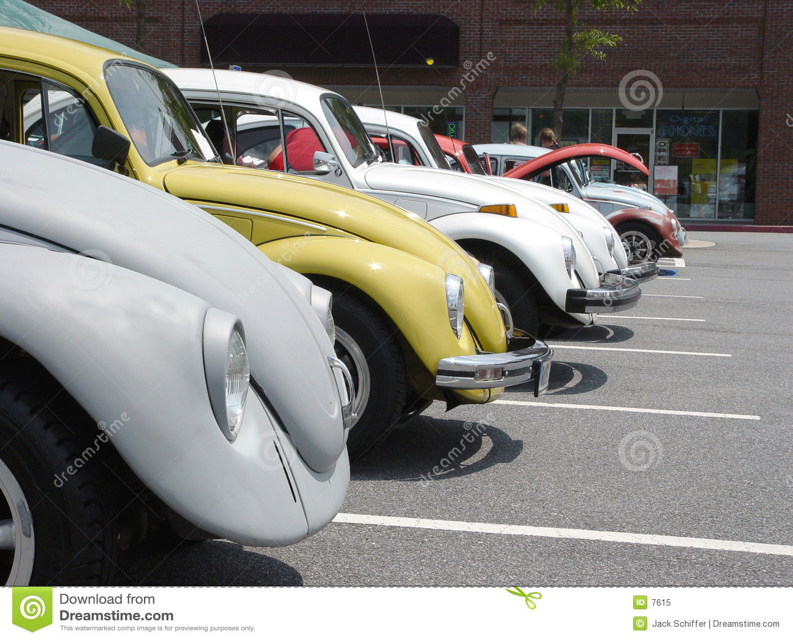 Fila de Volkswagen
