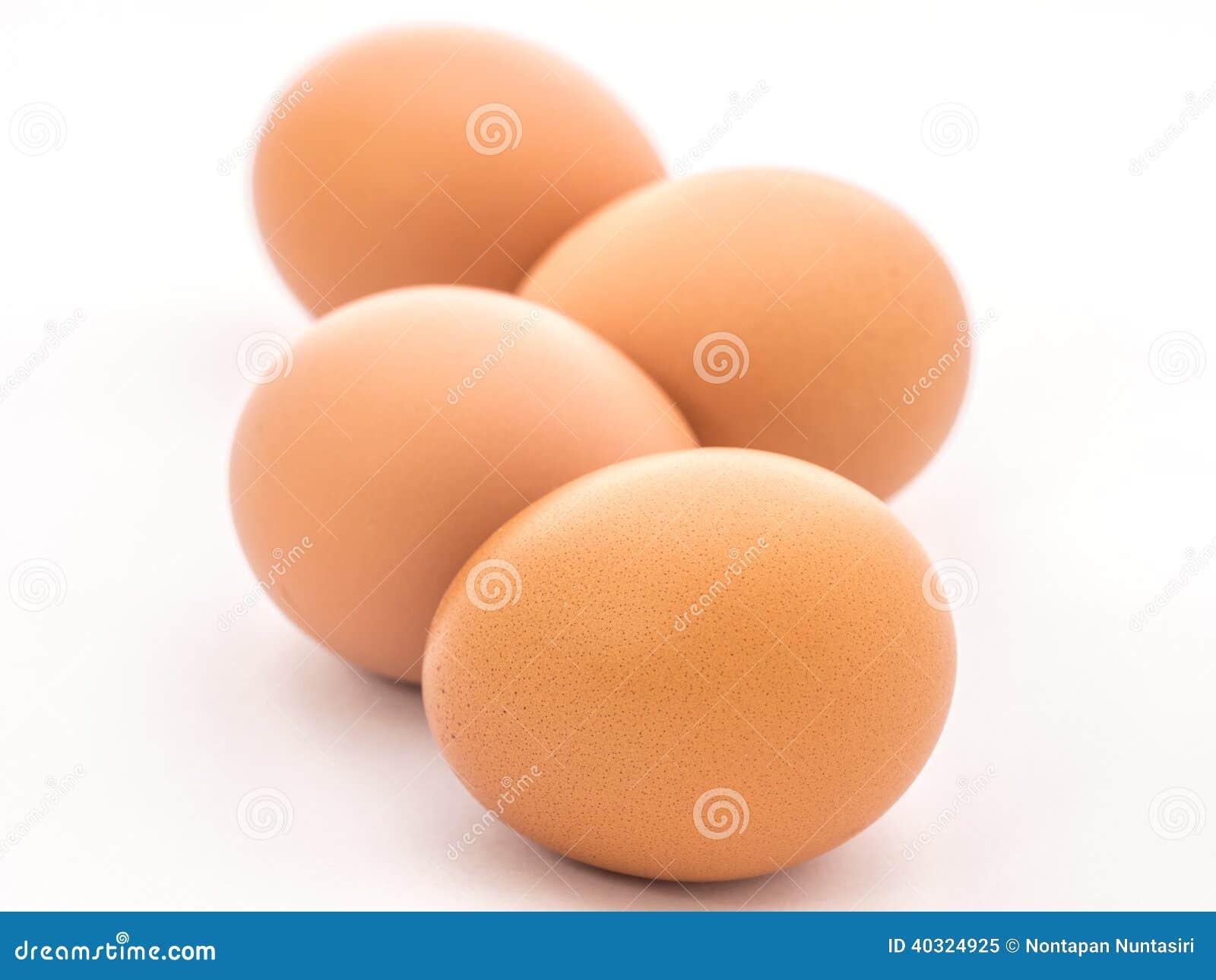Fila del huevo