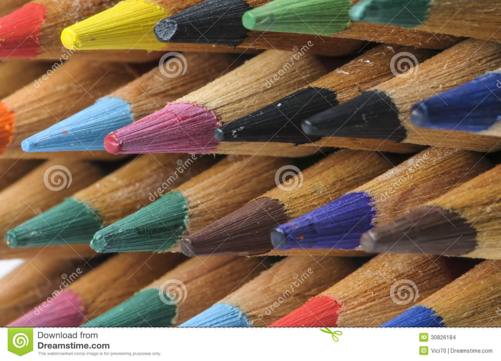 Fila delle matite