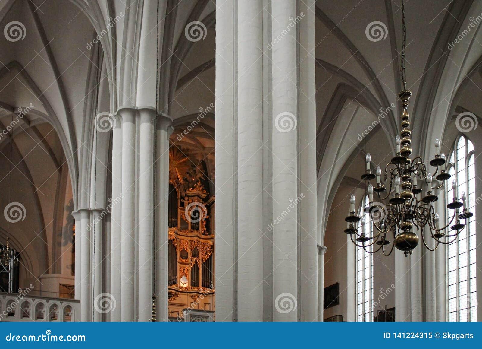 Filary St Mary kościół