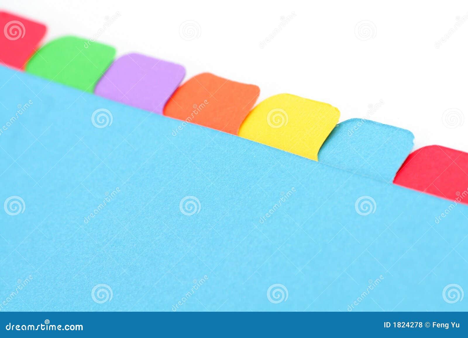 File Divider Stock Photo Image Of Data Paper Filing