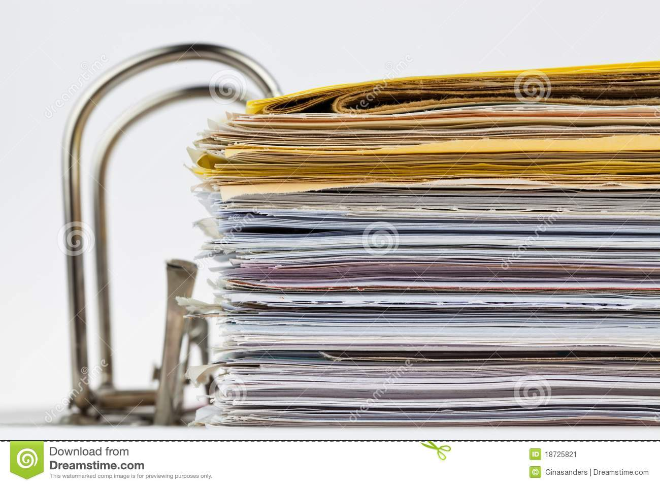 in documents how to put documents in a file folder