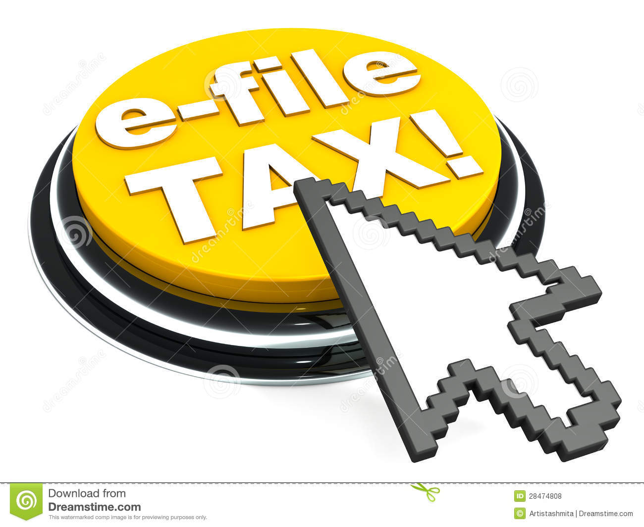 How To File Taxes Electronically : File Tax Online How To File Taxes  Electronically Free Image
