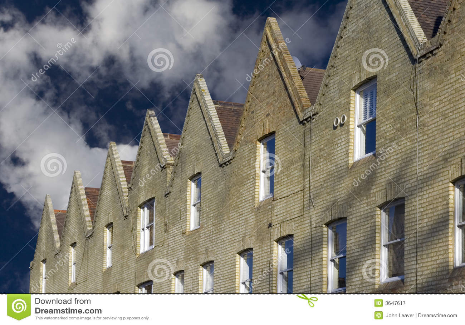 Fileira das casas