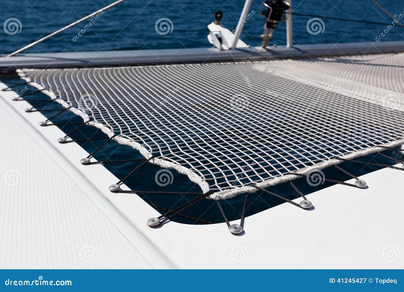 Filet de sécurité de yacht