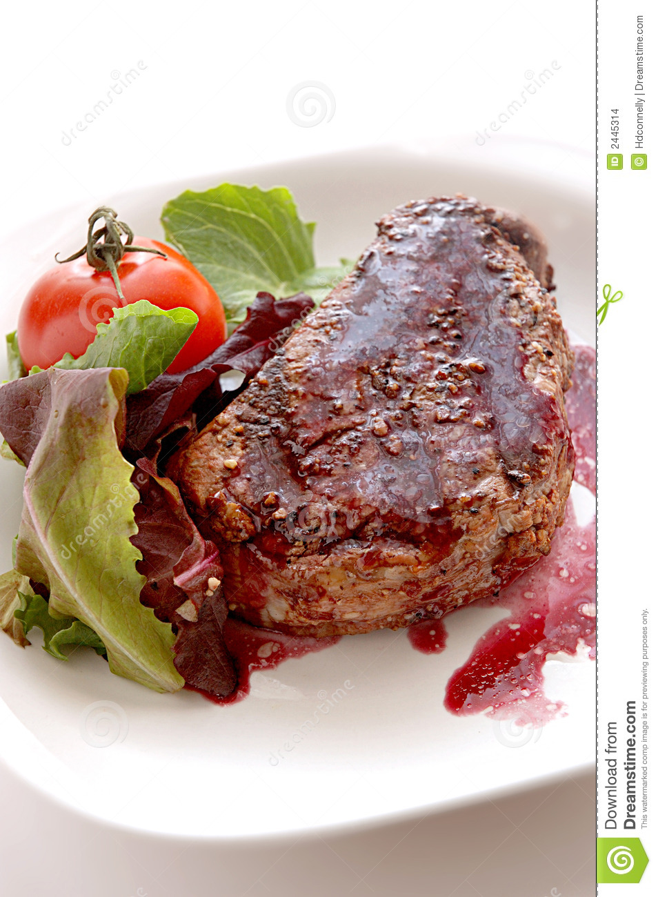 Filet Mignon Stock Images - Image: 2445314