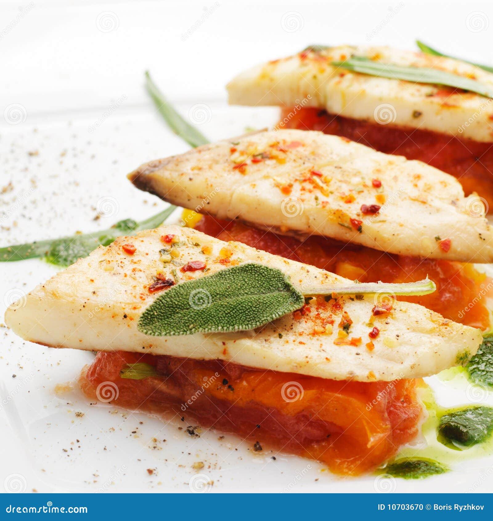Filete de pescados