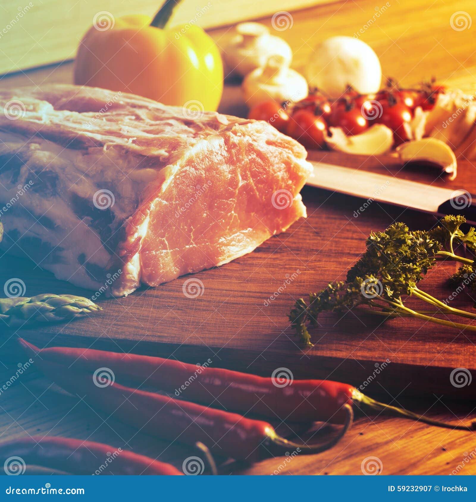 Download Filete sin procesar fresco imagen de archivo. Imagen de fresco - 59232907