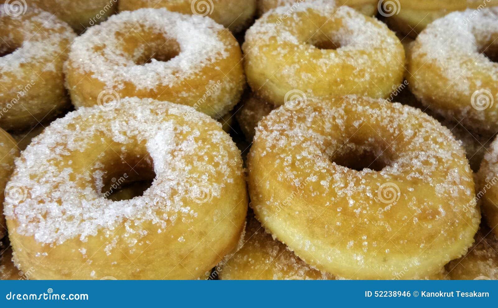 Filhós e açúcar