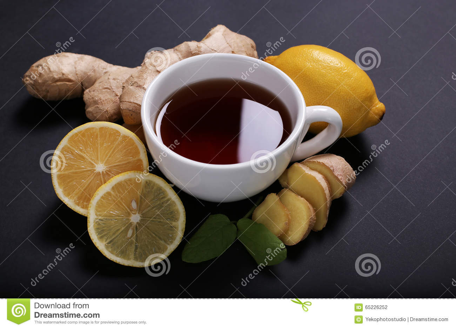 Filiżanka herbata