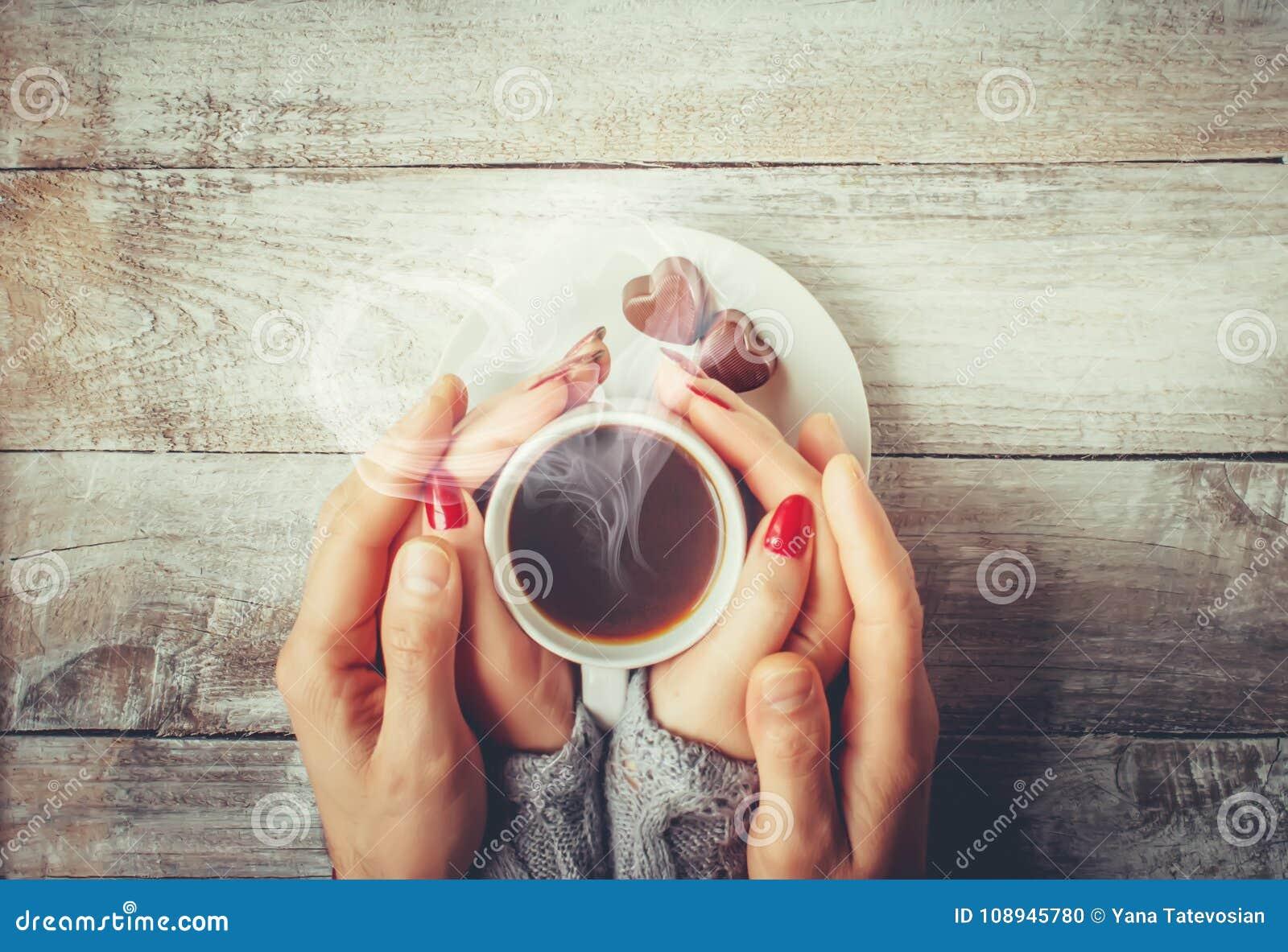 Filiżanka kawy napój