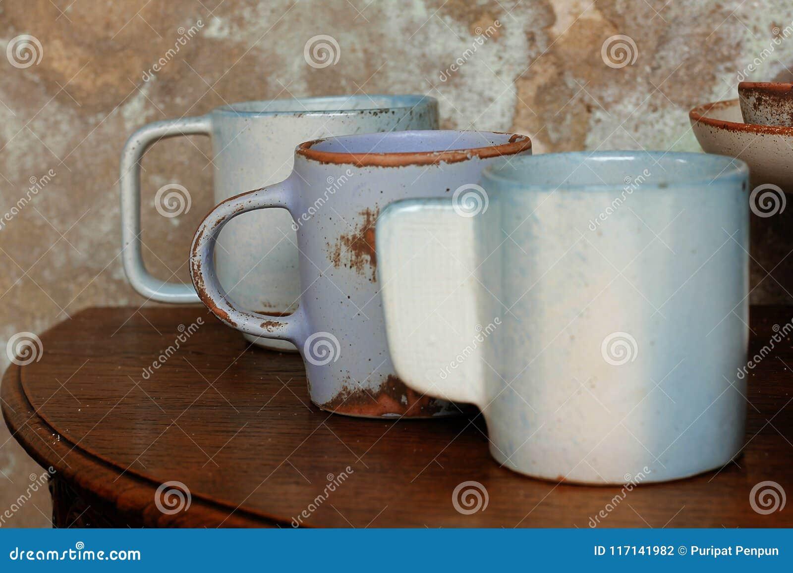 Filiżanka robić ceramiczny
