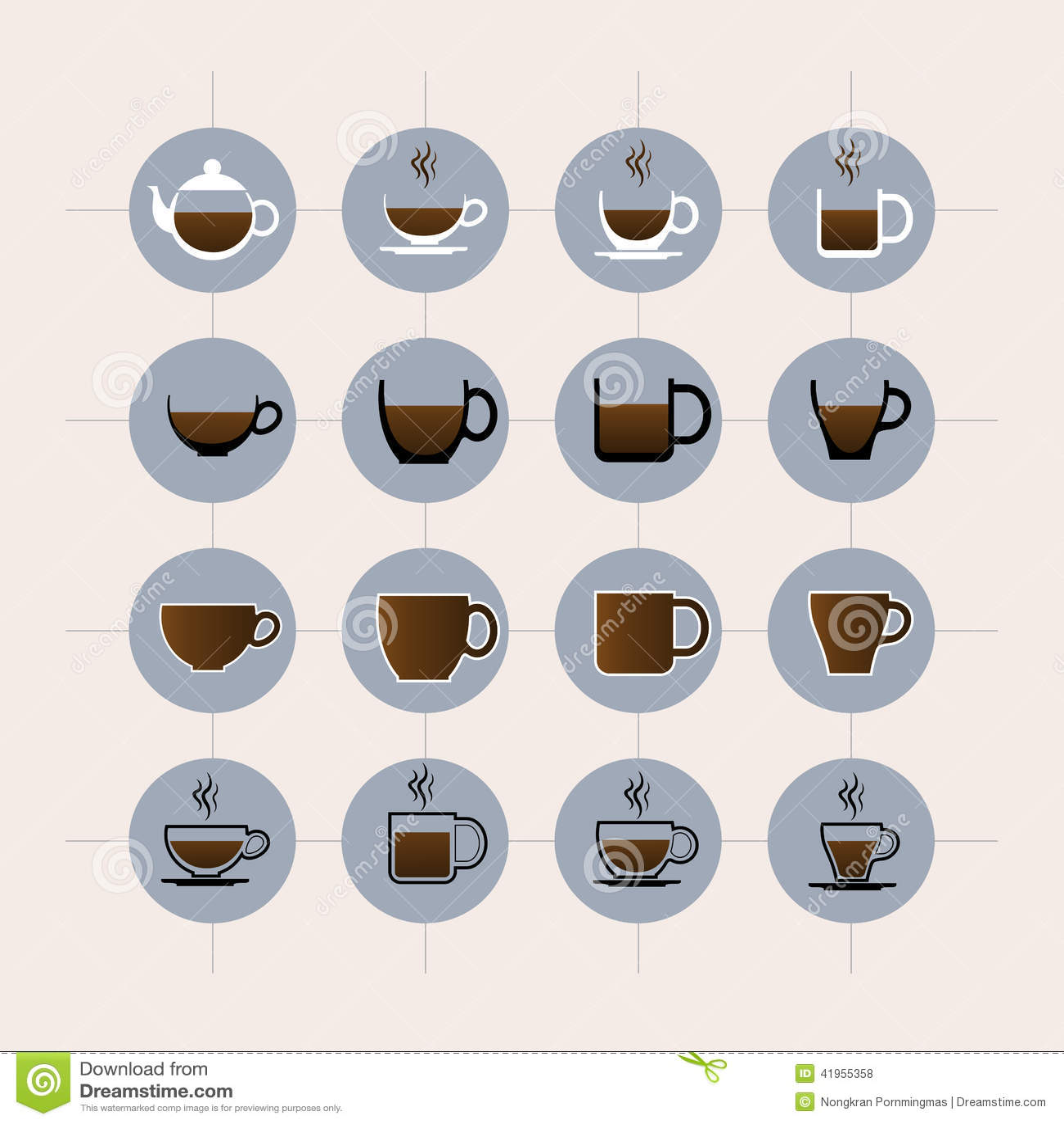 Filiżanka set tła filiżanki odosobniony herbaciany biel