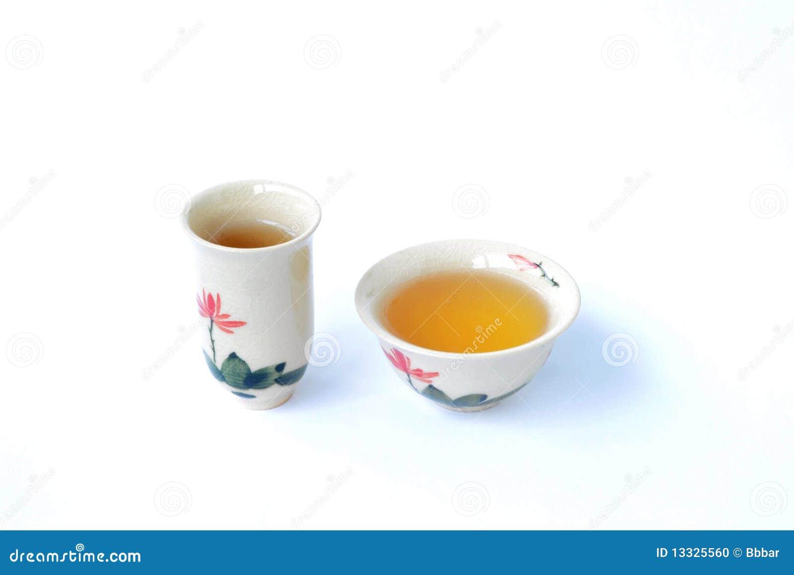 Filiżanki herbaciane