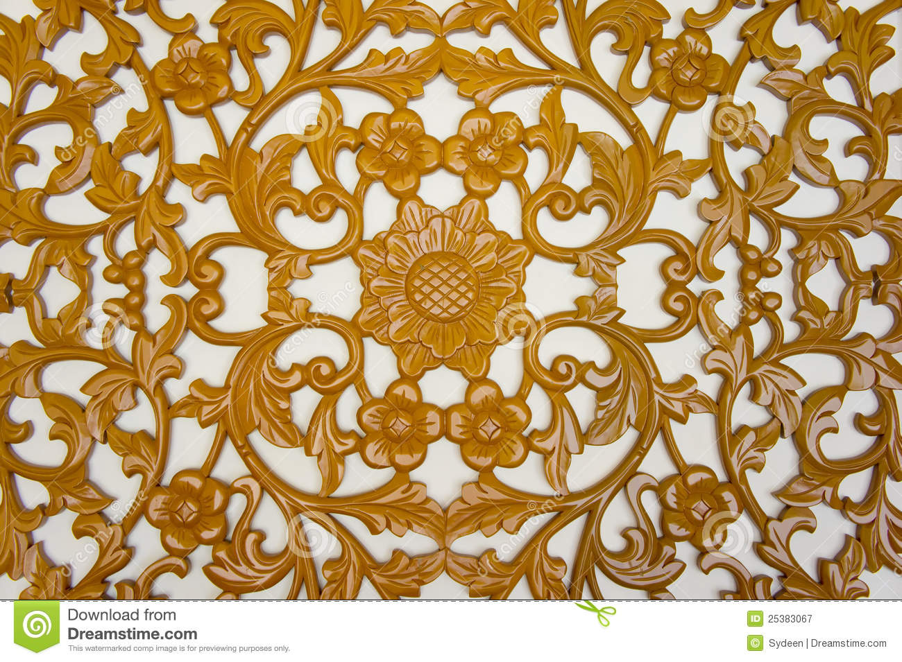 filigree wood carvings stock image image of isolated