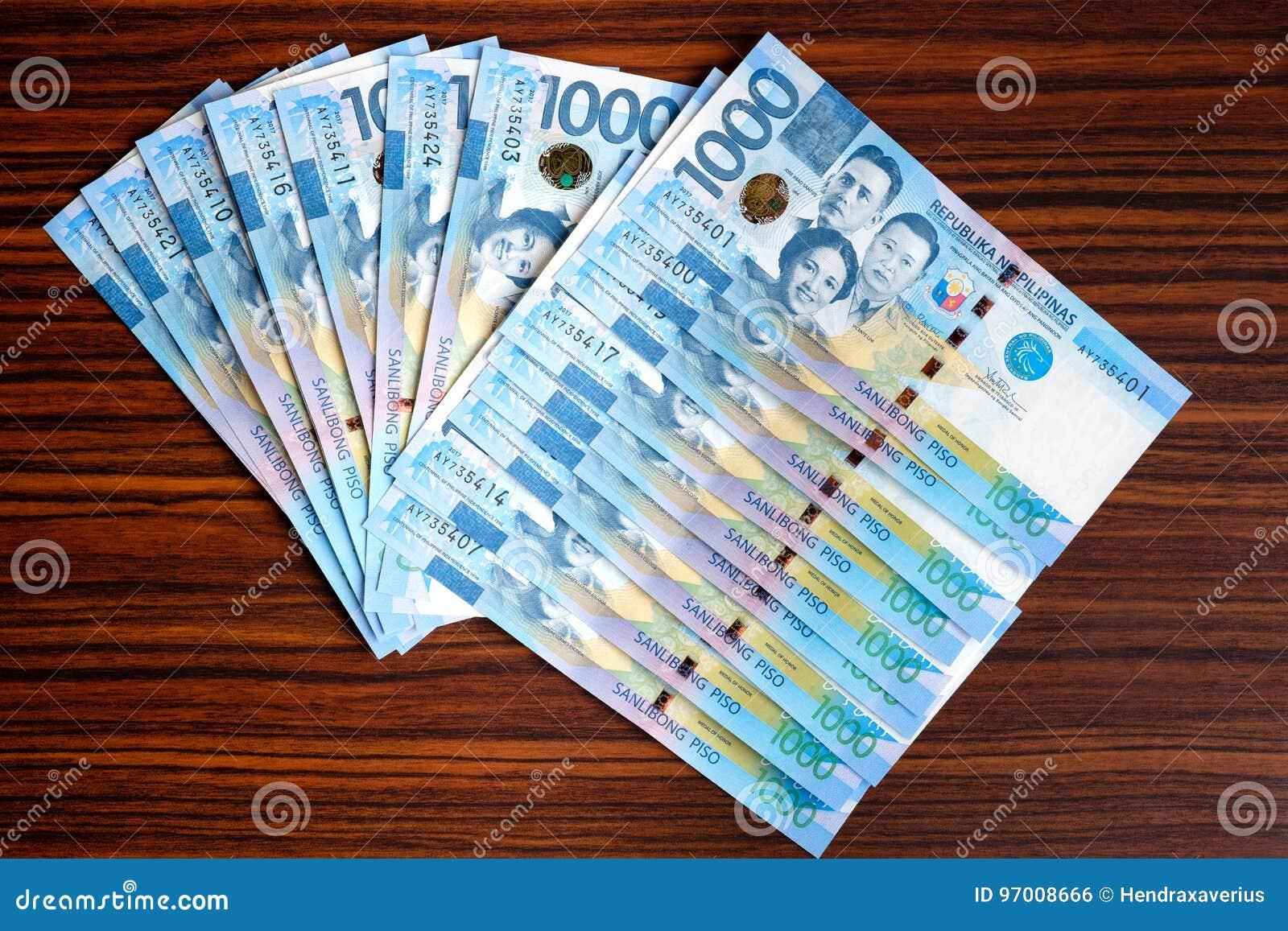 Filipińscy banknoty