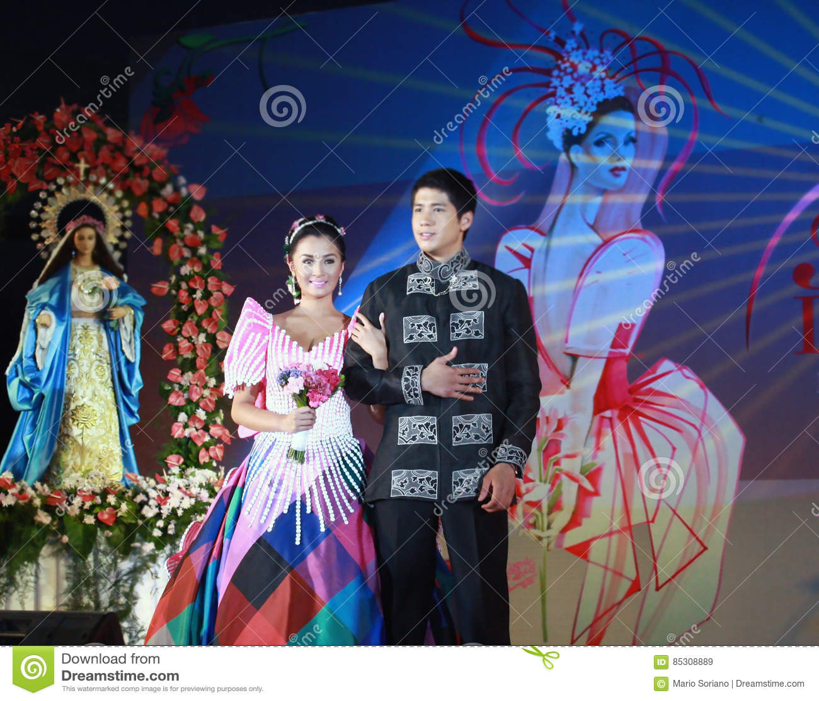 Filipinaschauspielerin