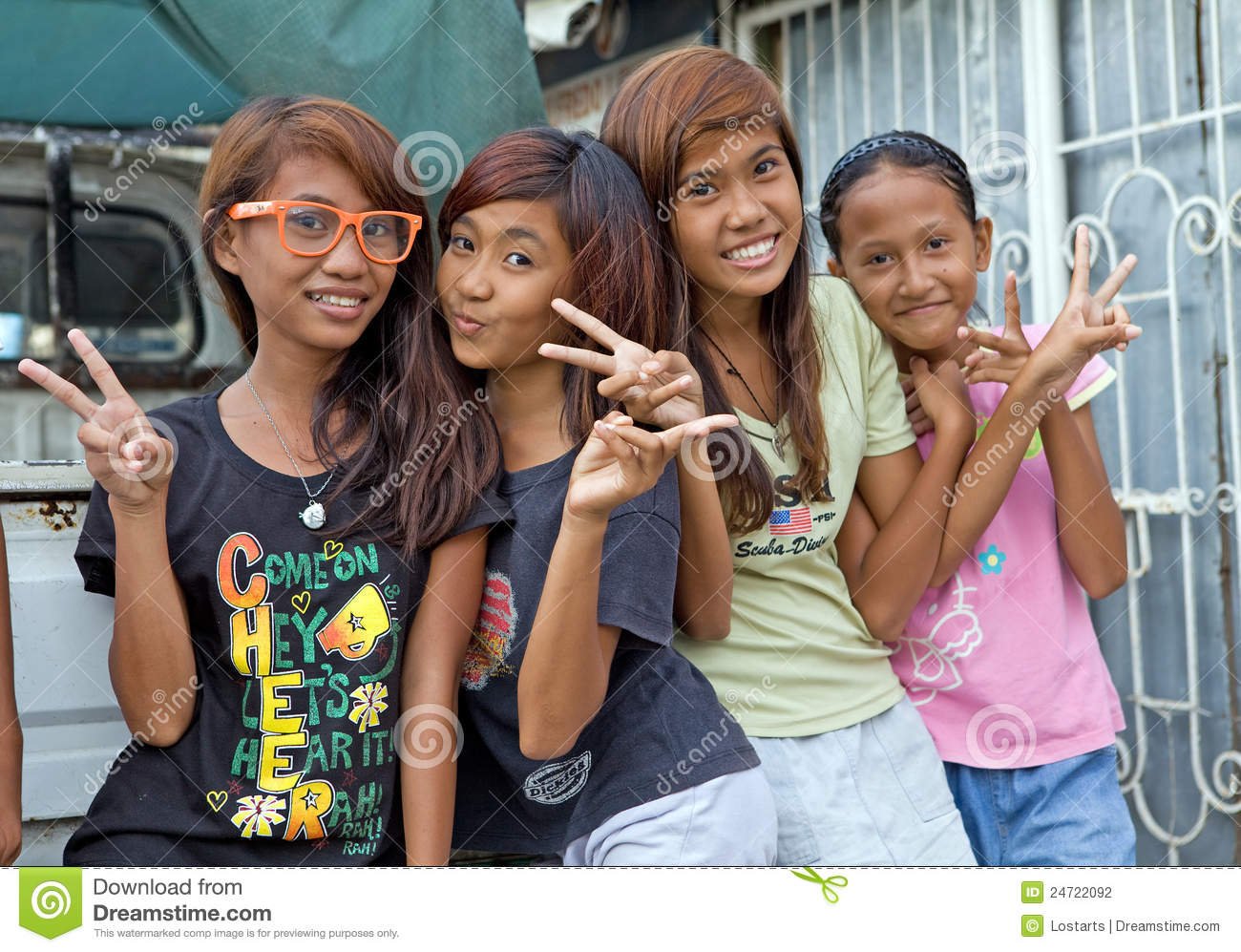 Filipino Teen Girl Models
