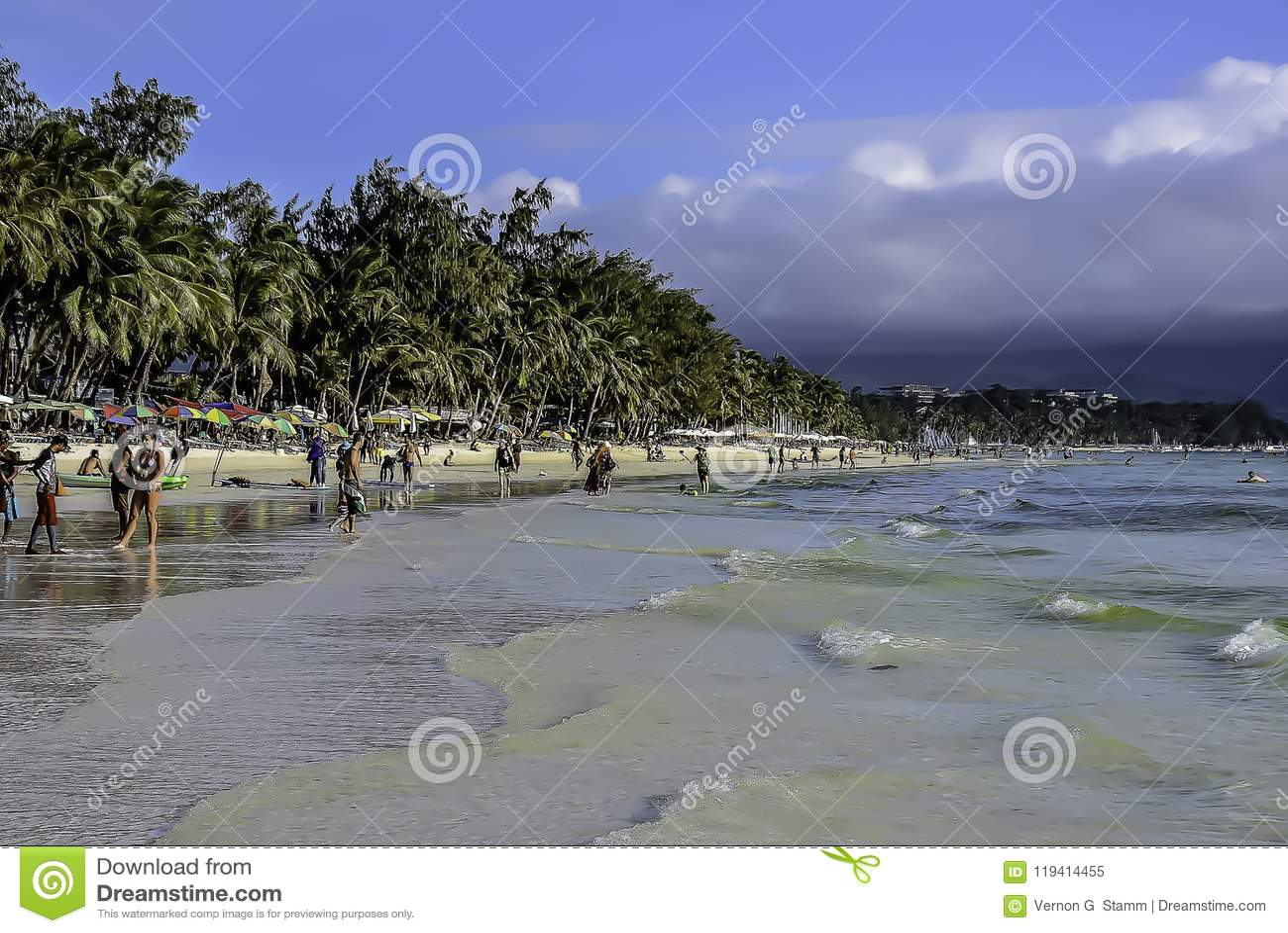 Filippijnse Stranden