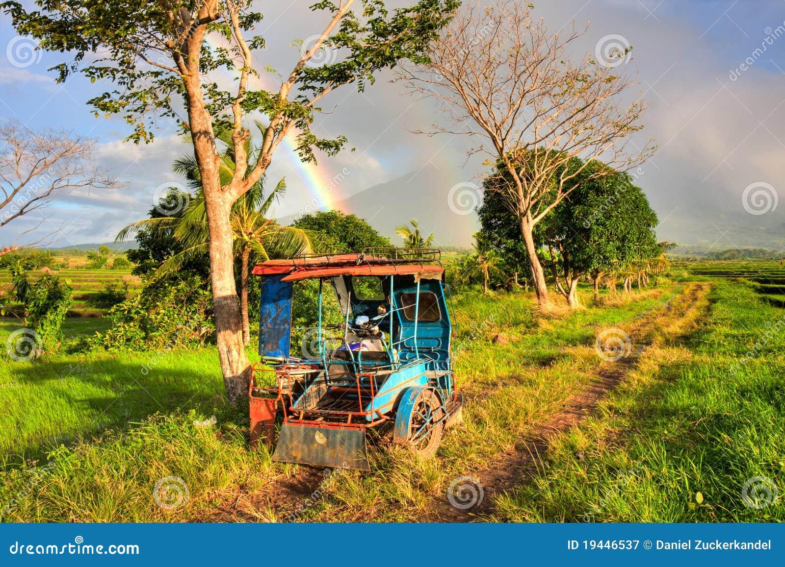 Filippinsk trehjuling
