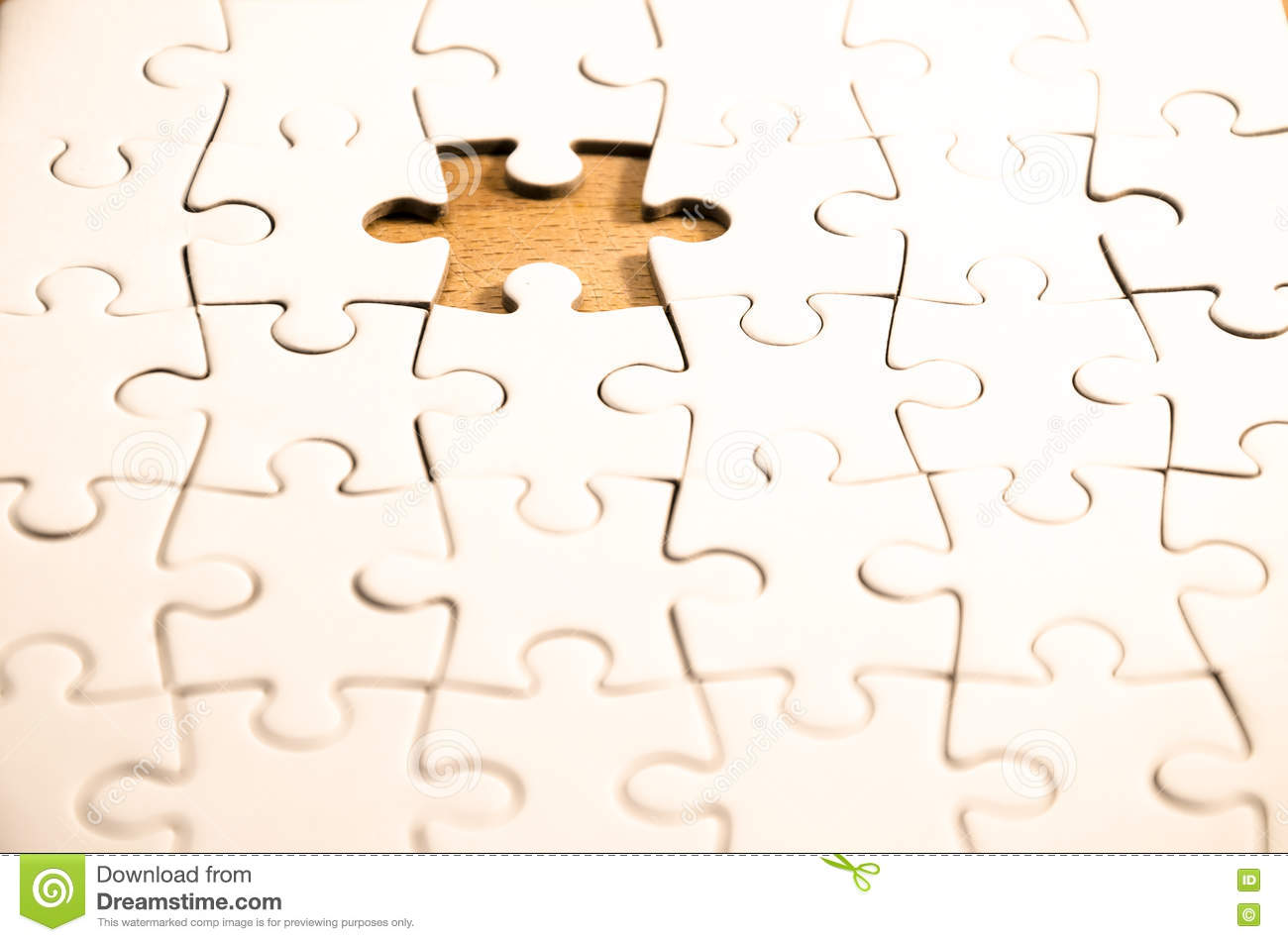 Fill The Gap Stock Photo Image Of Lack Beginning Object 78475582